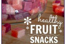 Recipes - Snacks / by Abigail Imburgia