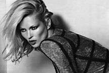 KATE MOSS / Kate Moss. What more can be said, she does both the off-duty and party look so well