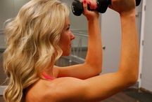 Get In Shape / by Lindsey I