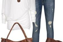 Fashion Finds / Outfit of the day ideas, shoes galore, cute clothes, and ideas on how to dress. / by Diane Hoffmaster