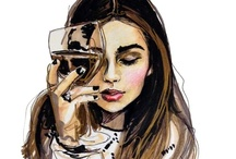Ilustration / by Letícia Rodrigues Toni