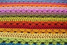 Crocheting/Knitting / by Anne Sands