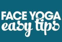 Easy Tips From Face Yoga / Fast and easy tips from the Face Yoga Method to keep your skin gorgeous and young!