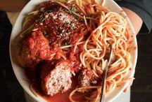 pasta & noodles / by Nicole Bushhouse
