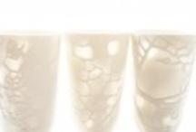 Ceramic Translucencies / I always find translucent ceramics evocative and inspiring