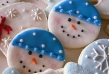 christmas cookies, candy, bars,,, / by Tammi Walton