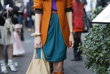 Street Style / by Amanda Jones