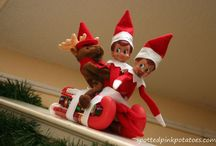 Elf on a Shelf / by Christine Maupin