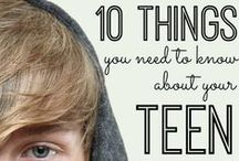 Parenting Teens / Advice and tips on parenting teens