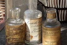 Vintage Perfumes + Cosmetics