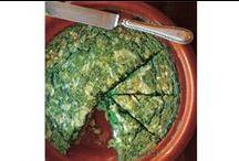 Breakfast / Creative...spinach...copycats...egg white