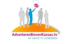 klik hier om de volledige advertentie te bekijken / AdverterenBovenKassas.tv presenteert advertenties  op grote TV-SCHERMEN en in SOCIAL MEDIA, Voor een klein bedrag.