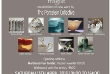 Exhibitions / Ceramic exhibitions that I have participated in