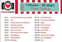 december 2012 photo challenge / Did a photo challenge. Some conditions for this: I have no gallery on my phone so I have to upload the pic as soon as I take it. Because of this, I decided to add to the challenge by only using my phone to take the pics. | check out the pics on twitter via #hpffchristmas / by Meera Gomer