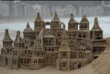 Castles Made Of Sand / by ღ Sharon ღ