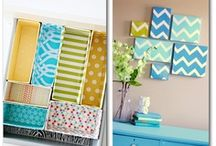 Cheap and Chic DIY Art, Crafts, and Home Improvement