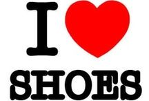 Shoes, Shoes, Adorable Shoes / by Elaina K