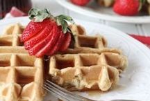 Breakfast Recipes / Start your morning off on the right foot with these healthy breakfast options.