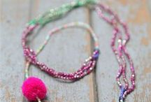 jewellery and accessories / by Kristi Pickup