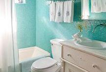 home idea (bathroom) / by Tammi Walton