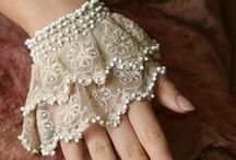 Lace & Pearls / .