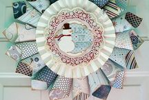 Christmas Crafts / by Christine Maupin
