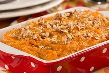 Thanksgiving Recipes / Need healthier ideas for your Thanksgiving dinner? Create the perfect menu with appetizers, main dishes, side dishes, desserts and more.