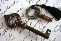 Under lock and key / Every lock has a key / by Marie It's me