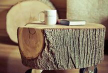 Stumped! / Figuring out what to do with the stumps in our garage! / by Leslie Dooley