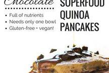 *gluten-free* / food prep
