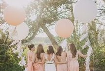 IVORY & CORAL WEDDING STYLING