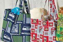 diy bags / recycled refurbishing revamps or design enhancements.. .
