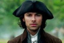 "Aidan Turner ♥ Ross Poldark / Series ""Poldark"" 2015 / by ღ Sharon ღ"