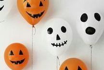 HALLOWEEN / Costume, makeup and decor inspiration this Halloween