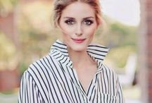 OLIVIA PALERMO / Olivia Palermo is one of my inspirations for her sleek, tailored style