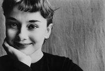 Obsess | Audrey Hepburn / by Pamela Hay