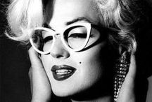 FAMOUS FACES / Models, artists and style icons from past and present who inspire me daily