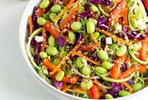 HEALTHY FOOD / Healthy food inspiration, clean eating and balanced meals
