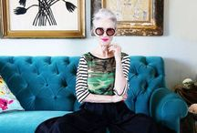 LINDA RODIN | Ultimate Style / The incredibly gorgeous Linda Rodin! What a woman