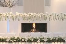 ALL WHITE WEDDING / Elegant, chic and oh so stylish. White wedding teepee inspiration for a beautiful bride.