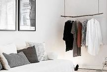 STORAGE IDEAS | Clothing, Accessories, / Storage ideas for tight spaces, small areas with quirky solutions