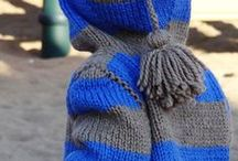 My Knitter / mitaines....