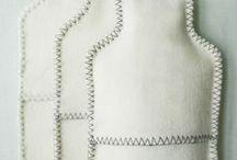 SASHIKO / No stitch by stitch design