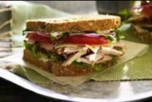 Great Lunch Ideas / Need some new ideas for your brown bag this week? Check out our healthy and delicious lunch ideas!
