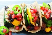 VEGETARIAN BBQ RECIPIES / Vegetarian BBQ recipies