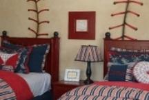 Boy's Bedroom's / by Kristy Ward