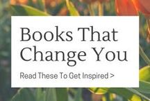 Books Worth Reading / Books to inspire, uplift or help you develop a deeper self-care practice