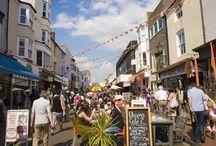Brighton / Favourite places in Brighton UK
