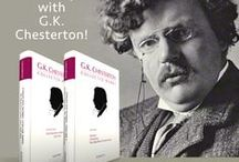 Starter Chesterton Books / Here are books we recommend to get you started reading G.K. Chesterton / by The American Chesterton Society