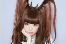 Fashion / Pin my favorites: Creative & Colorful Nail Art, Hairdo, Tattoo, Makeup, Apparel / by Yumina Tokyo